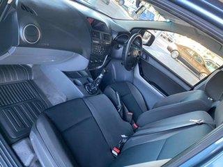 2016 Mazda BT-50 XT Blue Manual Cab Chassis - Single Cab