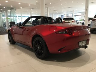 2020 Mazda MX-5 ND GT SKYACTIV-MT RS Soul Red 6 Speed Manual Roadster