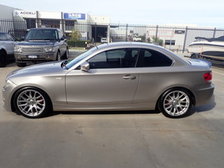 2011 BMW 125i E82 MY12 Gold Metallic 6 Speed Automatic Coupe