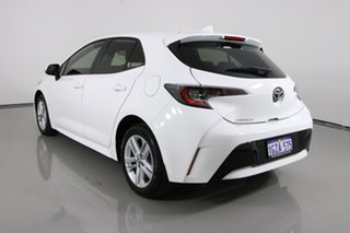 2020 Toyota Corolla Mzea12R Ascent Sport White Continuous Variable Hatchback