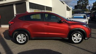 2020 Honda HR-V MY20 VTi Red 1 Speed Constant Variable Hatchback