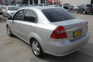 2010 Holden Barina TK MY10 Silver 4 Speed Automatic Sedan