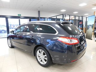 2013 Peugeot 508 MY13 GT Touring Black 6 Speed Sports Automatic Wagon