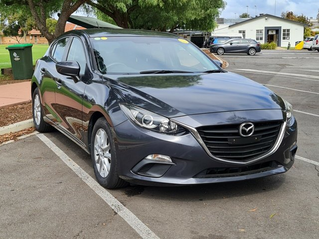 Used Mazda 3 BM5476 Neo SKYACTIV-MT Nailsworth, 2015 Mazda 3 BM5476 Neo SKYACTIV-MT Grey 6 Speed Manual Hatchback