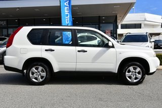 2009 Nissan X-Trail T31 ST White 1 Speed Constant Variable Wagon