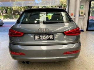 2013 Audi Q3 8U TFSI Grey Sports Automatic Dual Clutch Wagon