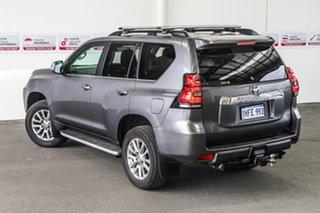 2019 Toyota Landcruiser Prado GDJ150R VX Graphite 6 Speed Sports Automatic Wagon.