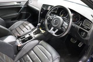 2017 Volkswagen Golf 7.5 MY17 110TDI DSG Highline Blue 7 Speed Sports Automatic Dual Clutch