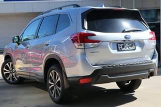 2019 Subaru Forester MY20 2.5I Premium (AWD) Ice Silver Continuous Variable Wagon