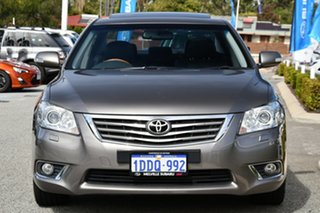2009 Toyota Aurion GSV40R Presara Grey 6 Speed Sports Automatic Sedan