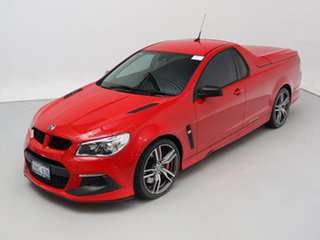 2016 Holden Special Vehicles Maloo Gen F2 R8 LSA Red 6 Speed Automatic Utility
