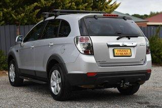 2013 Holden Captiva CG MY13 7 SX Silver 6 Speed Sports Automatic Wagon