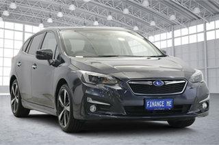 2018 Subaru Impreza G5 MY19 2.0i-S CVT AWD Grey 7 Speed Constant Variable Hatchback.