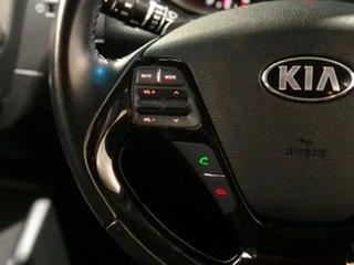 2017 Kia Cerato YD MY18 Sport+ Black 6 Speed Sports Automatic Hatchback