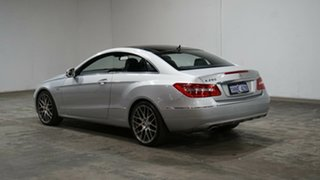 2011 Mercedes-Benz E-Class C207 MY12 E250 CDI BlueEFFICIENCY 7G-Tronic + Avantgarde Iridium Silver.