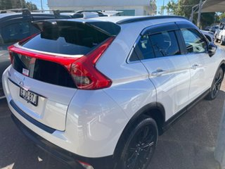 2020 Mitsubishi Eclipse Cross YA MY20 Black Edition 2WD White 8 Speed Constant Variable Wagon
