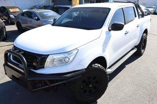 2017 Nissan Navara D23 S2 SL White 7 Speed Sports Automatic Utility.