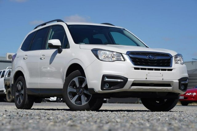 Used Subaru Forester S4 MY18 2.5i-L CVT AWD Clare, 2017 Subaru Forester S4 MY18 2.5i-L CVT AWD White 6 Speed Constant Variable Wagon