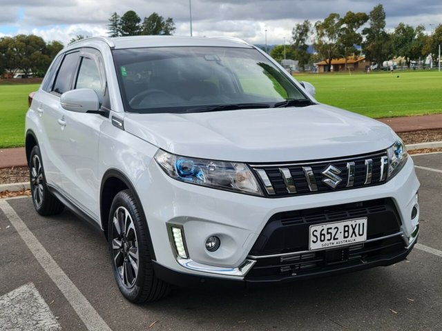 Used Suzuki Vitara LY Series II Turbo 2WD Nailsworth, 2019 Suzuki Vitara LY Series II Turbo 2WD 6 Speed Sports Automatic Wagon