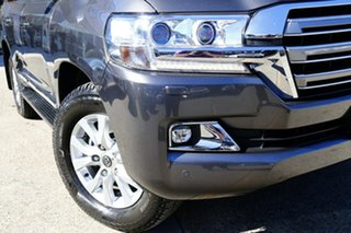 2017 Toyota Landcruiser VDJ200R Sahara Grey 6 Speed Sports Automatic Wagon.