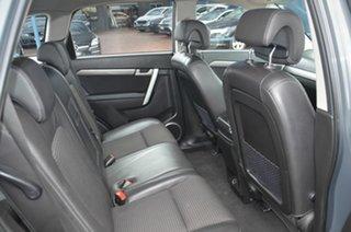 2011 Holden Captiva CG Series II 7 CX (4x4) Grey 6 Speed Automatic Wagon