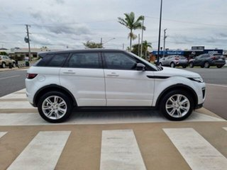 2019 Land Rover Range Rover Evoque L551 MY20.5 SE White 9 Speed Sports Automatic Wagon.