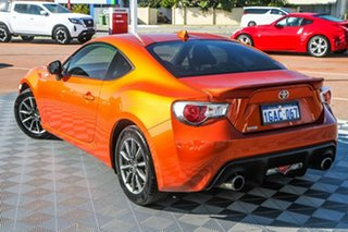 2013 Toyota 86 ZN6 GT Orange 6 Speed Manual Coupe.