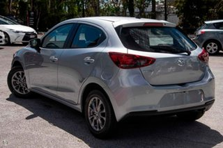 2021 Mazda 2 DJ2HAA G15 SKYACTIV-Drive Pure Silver 6 Speed Sports Automatic Hatchback