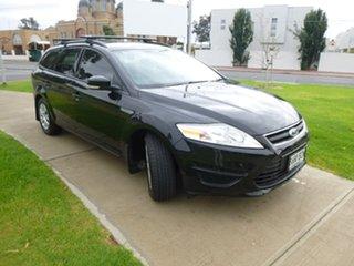 2014 Ford Mondeo MC LX TDCi Black Sports Automatic Dual Clutch Wagon.