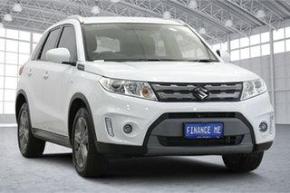 2018 Suzuki Vitara LY RT-S 2WD White 6 Speed Sports Automatic Wagon.