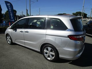 2015 Honda Odyssey RC MY15 VTi Silver 7 Speed Constant Variable Wagon.