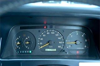 1999 Toyota HiAce KZH132V Super Custom Camping Grey Automatic Van