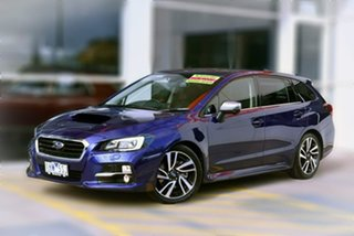 2016 Subaru Levorg V1 MY17 2.0 GT-S CVT AWD Blue 8 Speed Constant Variable Wagon.