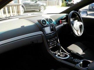 2010 Holden Commodore VE II SV6 Blue 6 Speed Sports Automatic Sedan