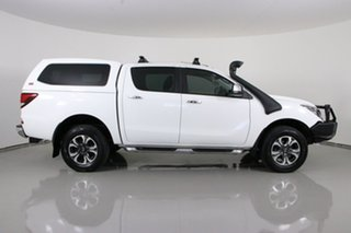 2015 Mazda BT-50 MY16 GT (4x4) White 6 Speed Automatic Dual Cab Utility