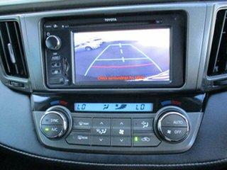 2013 Toyota RAV4 GXL Turbo Silver 4 Speed Automatic Wagon