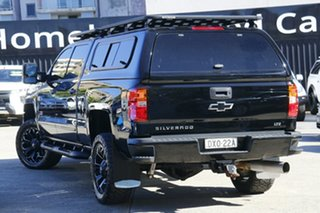 2018 Chevrolet Silverado C/K25 2500HD Pickup Crew Cab LTZ Midnight Edition Black 6 Speed Automatic.
