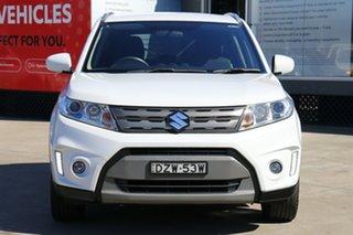 2018 Suzuki Vitara LY RT-S White 6 Speed Automatic Wagon