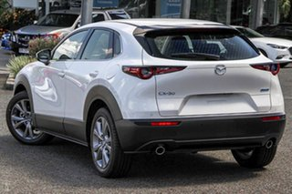 2021 Mazda CX-30 DM2W7A G20 SKYACTIV-Drive Touring White 6 Speed Sports Automatic Wagon