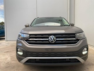 2020 Volkswagen T-Cross C1 MY21 85TSI DSG FWD Life Z1z1 7 Speed Sports Automatic Dual Clutch Wagon.