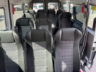 2020 Volkswagen Crafter SY1 MY20 Minibus High Roof LWB 4MOTION TDI410 Silver 8 Speed Automatic Bus