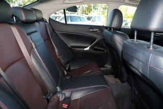2013 Lexus IS GSE20R MY13 IS250 X Grey 6 Speed Sports Automatic Sedan