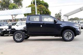 2021 Mazda BT-50 TFS40J XT Blue 6 Speed Sports Automatic Cab Chassis