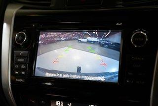 2017 Nissan Navara D23 S3 ST-X Blue 7 Speed Sports Automatic Utility