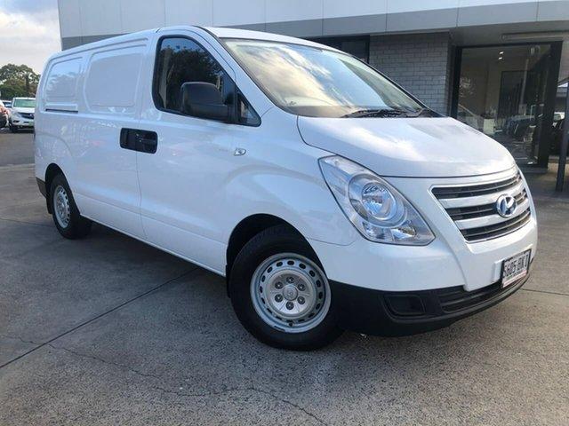 Used Hyundai iLOAD TQ2-V MY15 Hillcrest, 2015 Hyundai iLOAD TQ2-V MY15 White 5 Speed Automatic Van