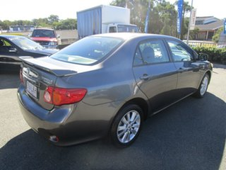 2008 Toyota Corolla ZRE152R Conquest Grey 4 Speed Automatic Sedan