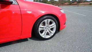 2009 Ford Falcon FG XR6 Red 5 Speed Sports Automatic Sedan