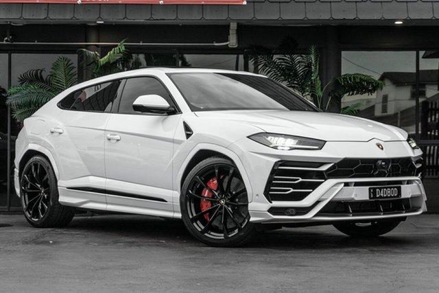 Used Lamborghini Urus 636 MY20 AWD Bowen Hills, 2020 Lamborghini Urus 636 MY20 AWD White 8 Speed Sports Automatic Wagon