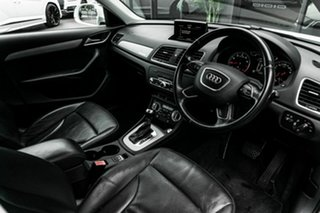 2012 Audi Q3 8U MY12 TFSI S Tronic Quattro White 7 Speed Sports Automatic Dual Clutch Wagon