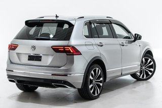 2018 Volkswagen Tiguan 5N MY18 162TSI DSG 4MOTION Highline Silver 7 Speed.